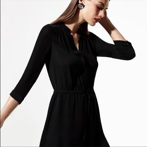 Aritzia Babaton Bennett 💯% Silk Dress